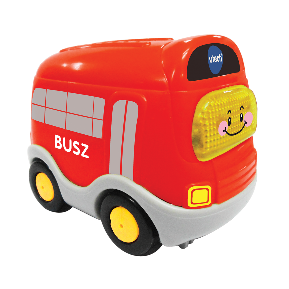 Toot-Toot Busz - 60816