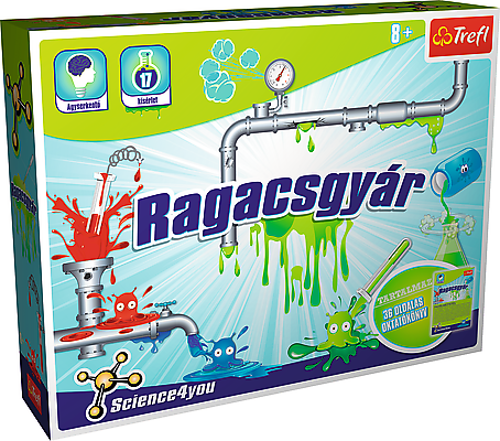 Science4You - Ragacsgyár
